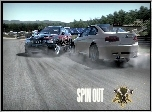 Need For Speed Shift, SPIN OUT